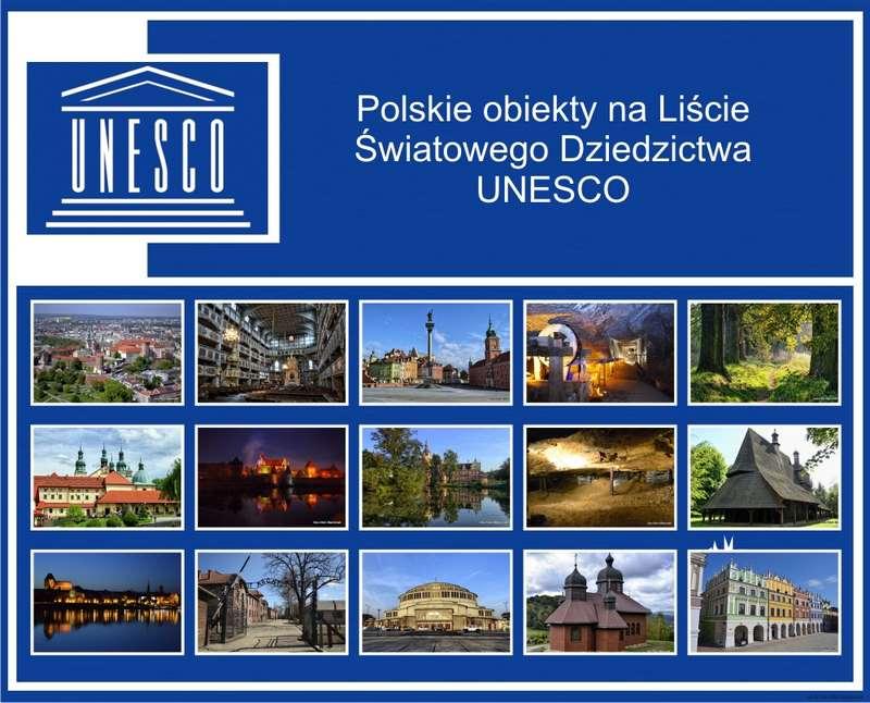 Obiekty Unesco W Polsce Klub Podroznikow Srodziemie